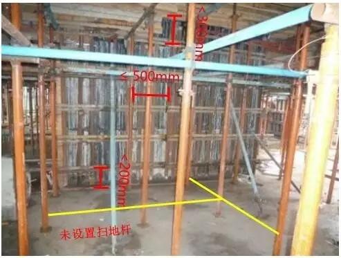 木工支模的关键节点(干货)
